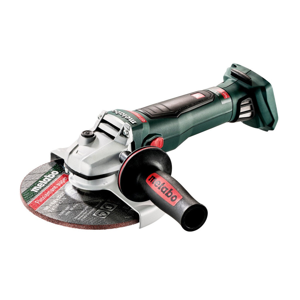 Metabo 18V 180mm Angle Grinder WB 18 LTX BL 180 (tool only) 613087840
