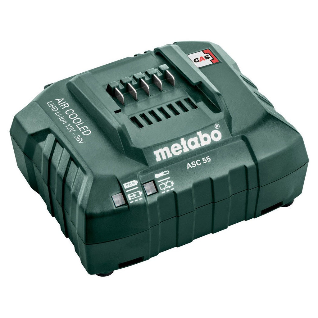 Metabo 12-36V Air Cooled Charger ASC 30-36 627047000
