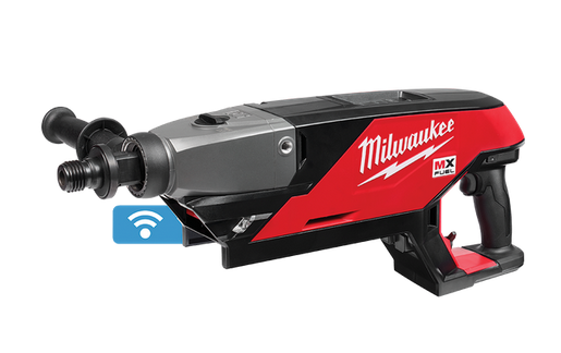 "Milwaukee MXFDCD150-0C MX FUEL Li-ion Cordless 152mm (6"") ONE-KEY Hand Held Core Drill - Skin Only"