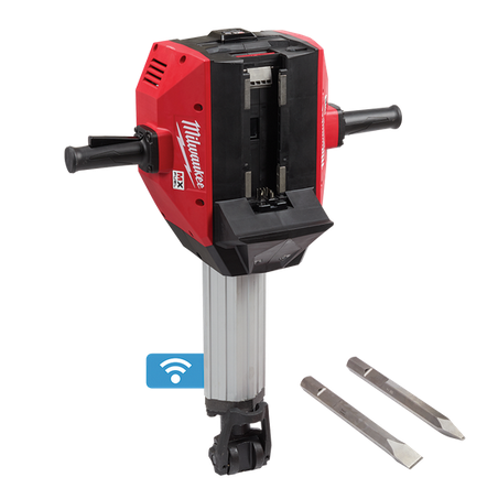 Milwaukee MXFDH2528H-0 MX FUEL Li-ion Cordless 28mm ONE-KEY Hex Demolition Jack Hammer Breaker - Skin Only