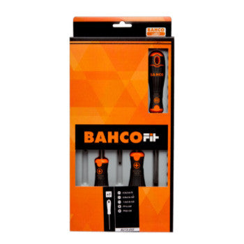 Bahco 5 Piece Fit Screwdriver Set B219.005