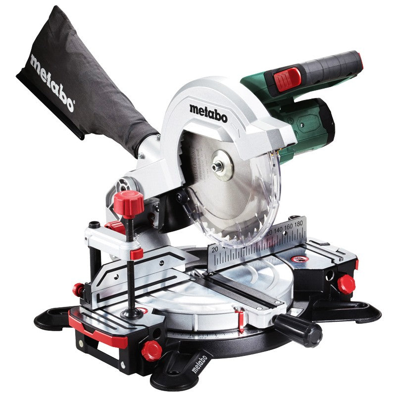 Metabo 18V 216mm Crosscut Mitre Saw KS 18 LTX 216 (tool only) 619000850