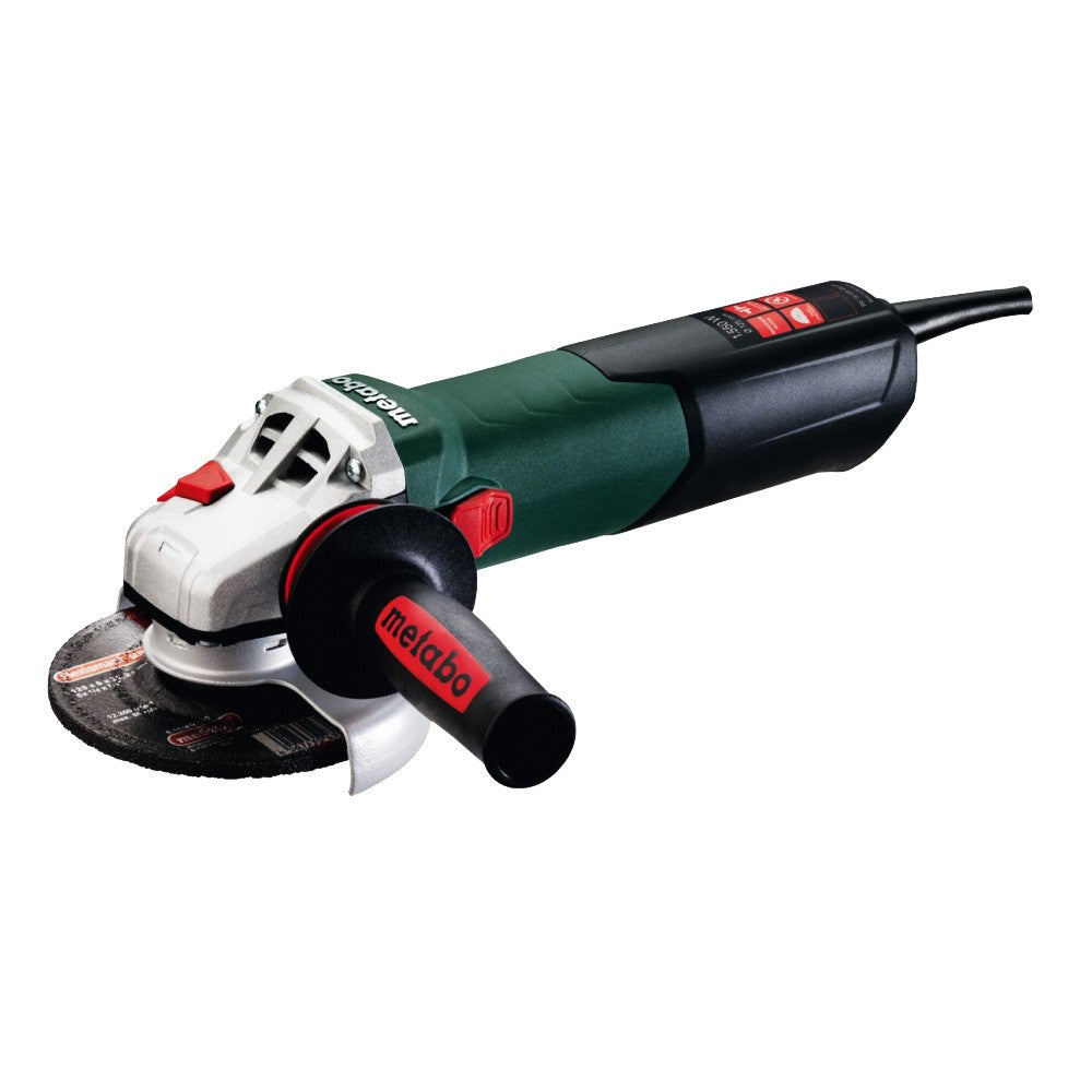 Metabo 1500W Angle Grinder 125mm WE 15-125 Q 600448190