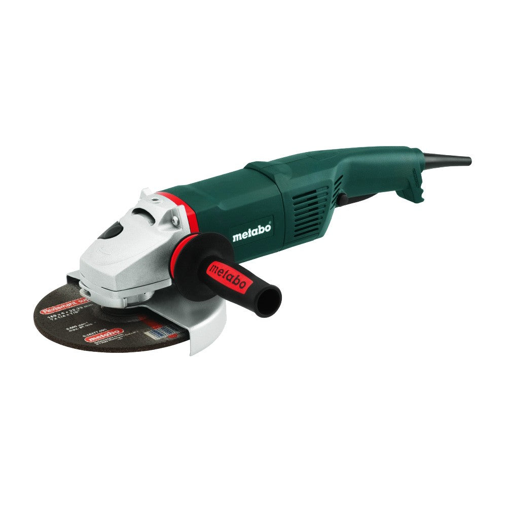 Metabo 1700W Angle Grinder 180mm WX 17-180 600179000