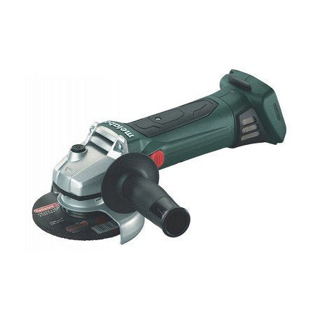 Metabo 18V 125mm Cordless Angle Grinder W 18 LTX 125 Quick (tool only) 602174850