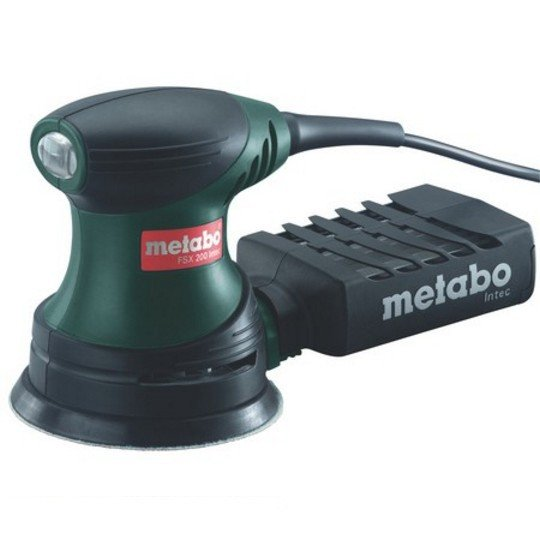 Metabo 240W Palm Grip Random Orbital Sander FSX 200 Intec 609225190