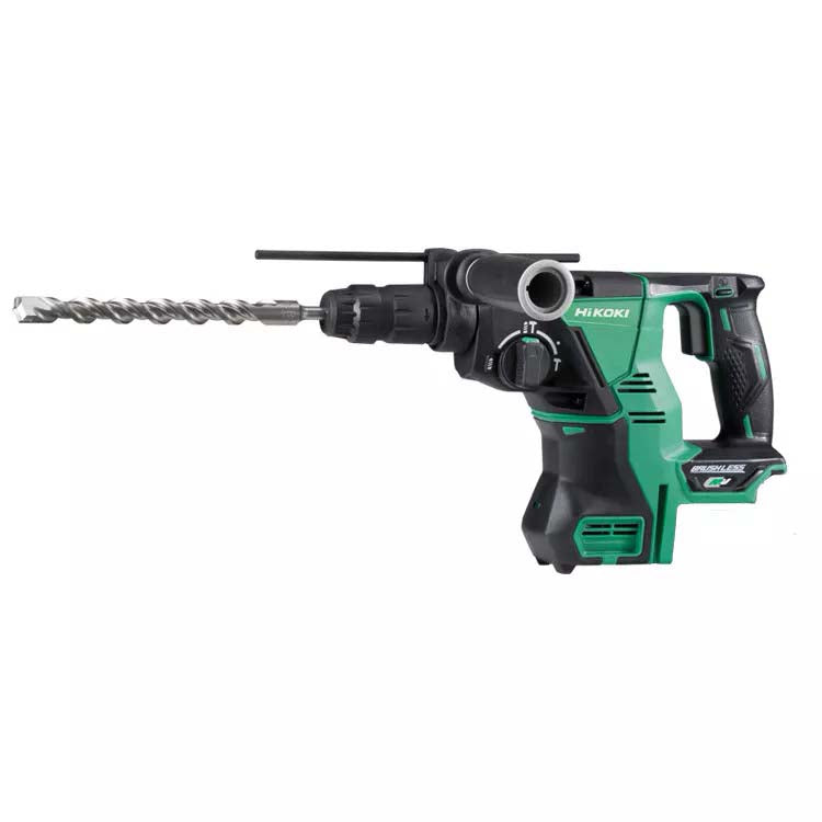 HiKOKI 36V SDS Plus Rotary Hammer with Quick Release Chuck (tool only) DH36DPC(H4Z)