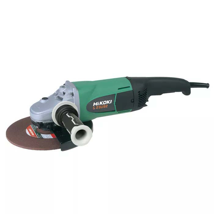 HiKOKI 2400W 230mm Angle Grinder Soft Start G23UB2(H1Z)