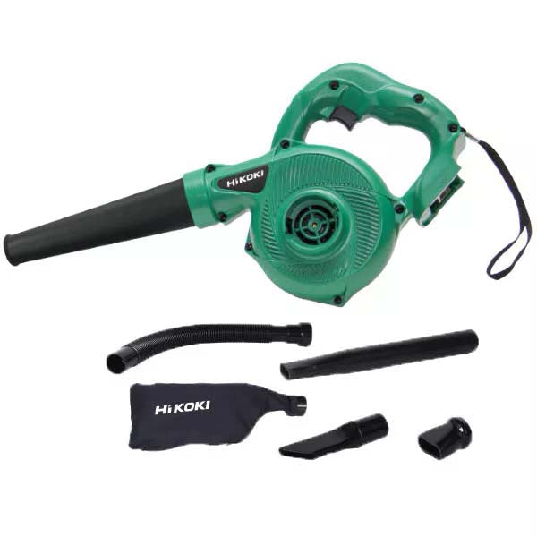 HiKOKI 18V Blower and Vacuum (tool only) with Accessory Pack RB18DSL(DS4Z)