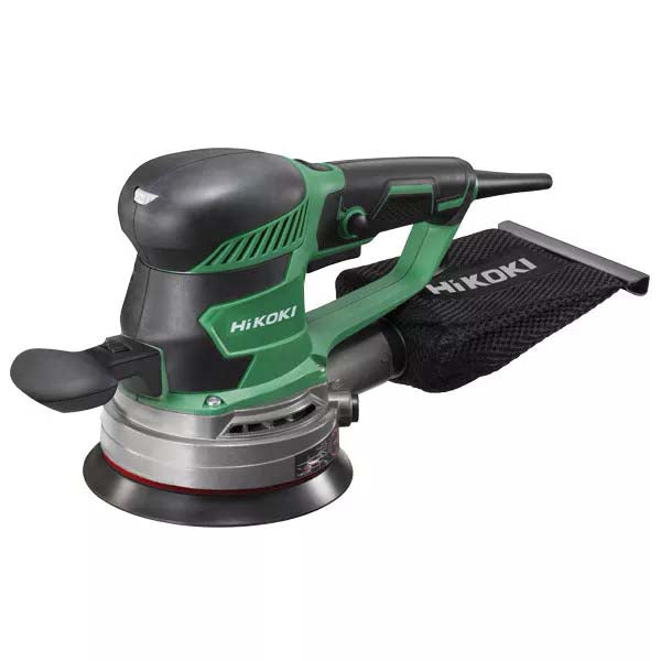 HiKOKI 350W 150mm Random Orbital Sander with Variable Speed SV15YC(H1Z)