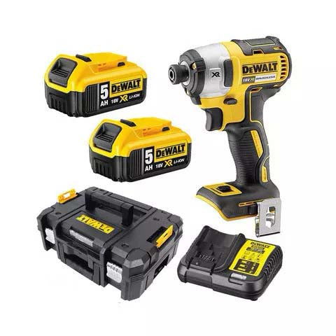 DeWalt 18V 3 Speed Brushless Impact Driver Set DCF887P2-XE