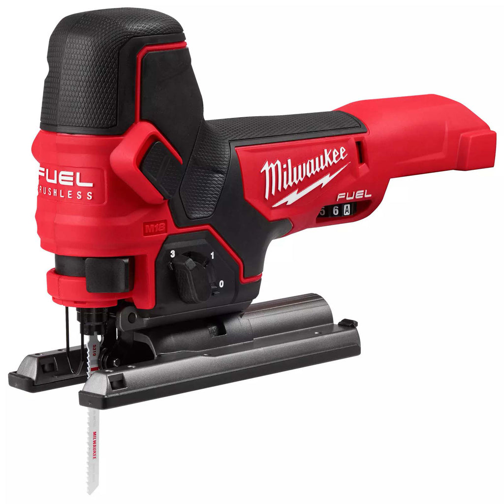 Milwaukee 18V Fuel Barrel Grip Jigsaw (tool only) M18FBJS-0