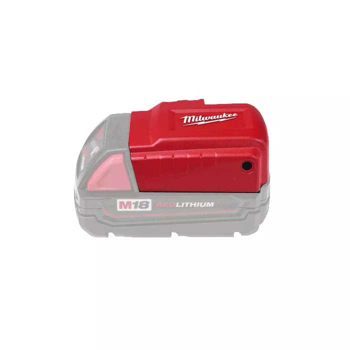 Milwaukee 18V Power Source (Adapts with Heated Jackets) M18USBPSHJ2