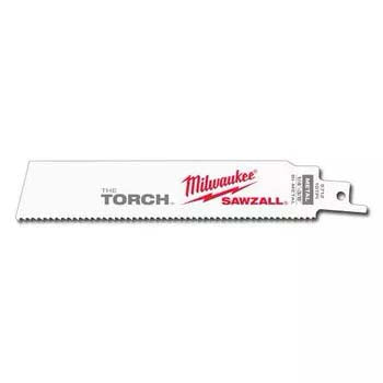 Milwaukee Metal Torch Demo Recip Blade 230mm 18tpi 5 Pack Sawzall Blade 48005788