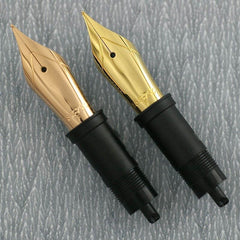 ROSE GOLD VS GOLD NIBS