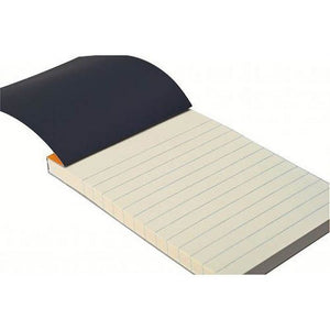 Rhodia N°12 R Stapled Orange Pad. LINED