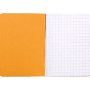 Side-Stapled Notebook Orange, 5/5