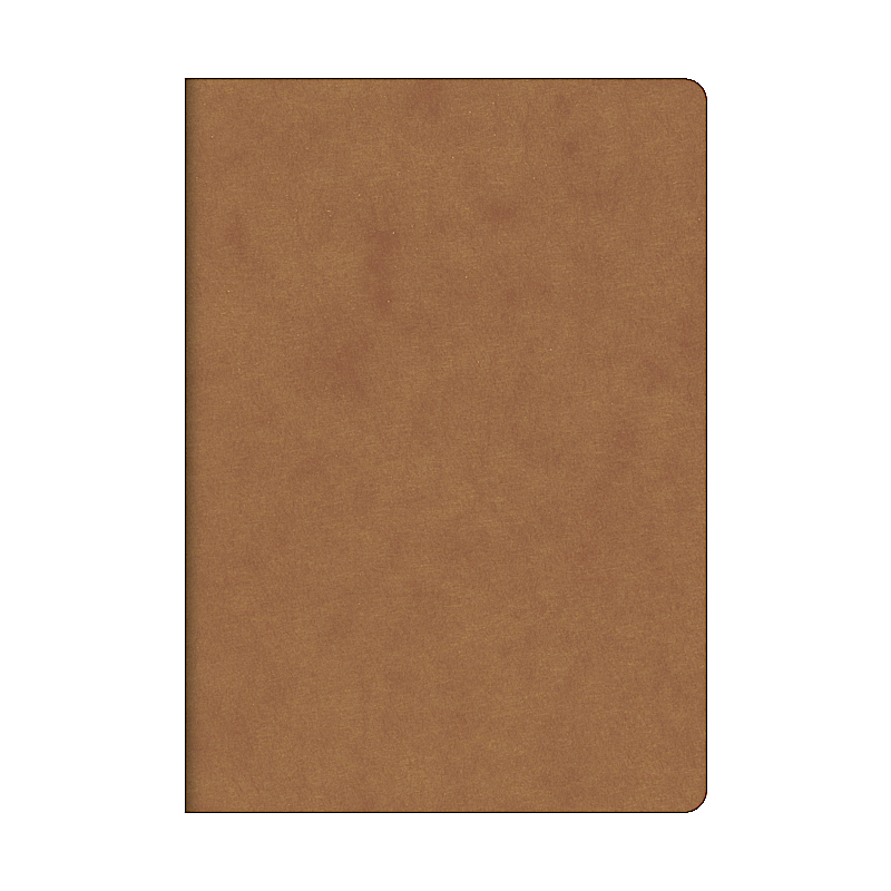 Brunnen Notebook Kraft Lined, A5