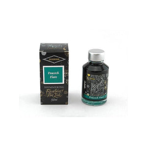 Diamine Peacok Flare Simmner Ink, 50ml
