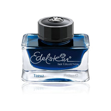 Load image into Gallery viewer, Pelikan Souverän M400 Black-Blue, EF Tip -Special Set Box-