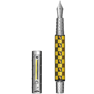 Montegrappa Harry Potter HUFFLEPUFF, B Tip  New!