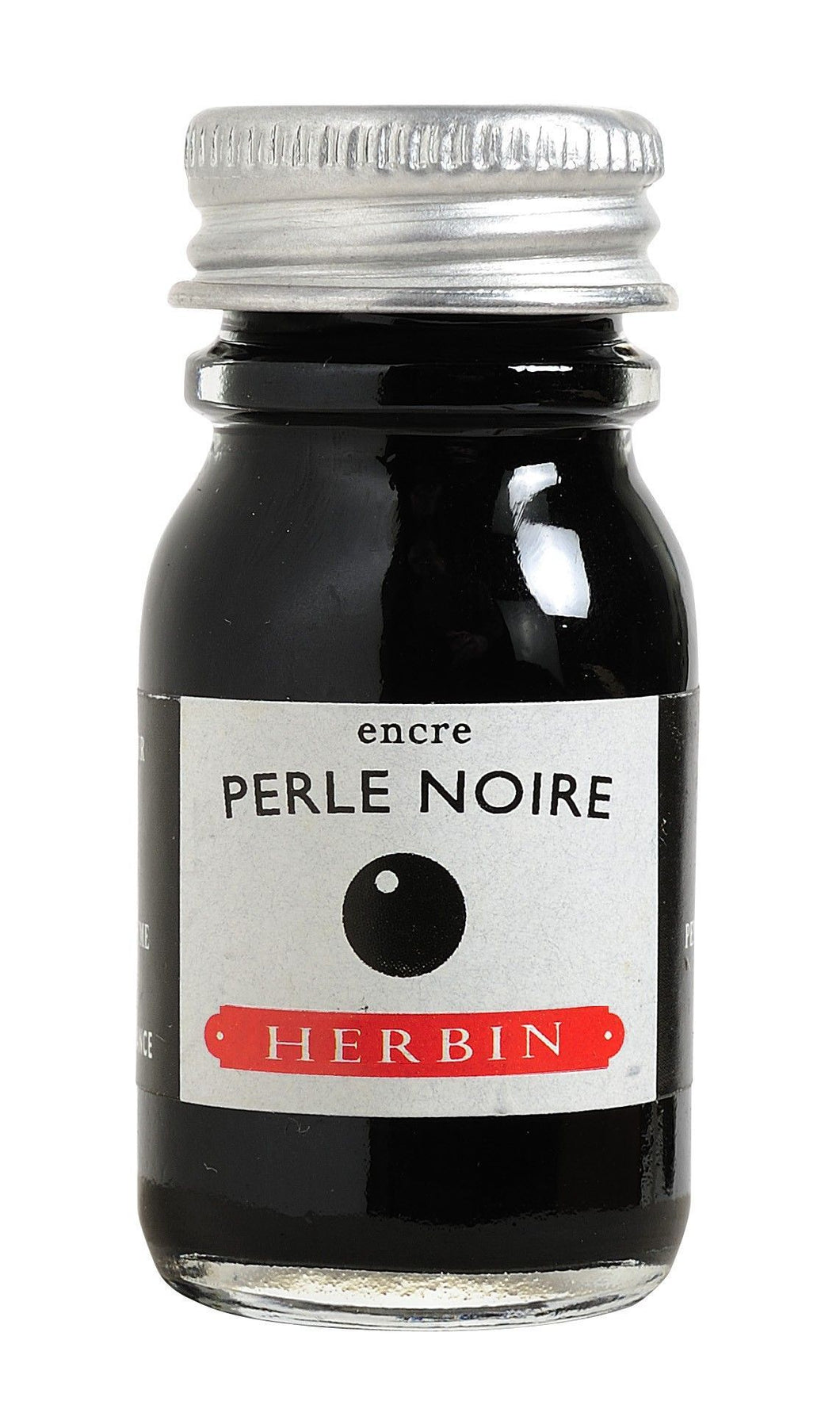 Herbin Ink Bottled 10ml Perle Noire