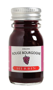 Herbin Ink Bottled 10ml Rouge Bourgogne