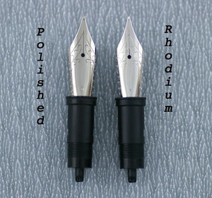 Size 6 Unit with Jowo IPG steel nib, B Tip