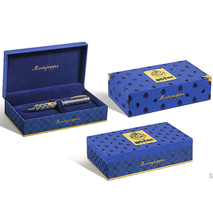 Montegrappa Harry Potter SLYTHERIN, B Tip  New!