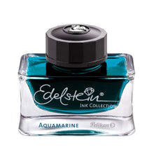 Load image into Gallery viewer, Pelikan Edelstein Ink Bottle. Ink of the Year 2016 Aquamarine