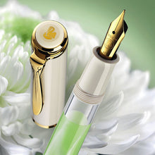 Load image into Gallery viewer, Pelikan Classic M200 Pastel Green, EF Tip