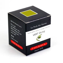 Load image into Gallery viewer, Herbin Ink Bottled 30ml Vert Olive