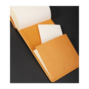Webnotepad A6 Orange, DOT