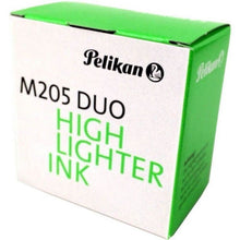 Load image into Gallery viewer, Pelikan M205 Duo Highlighter Ink, Green