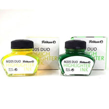 Load image into Gallery viewer, Pelikan M205 Duo Highlighter Ink, Yellow
