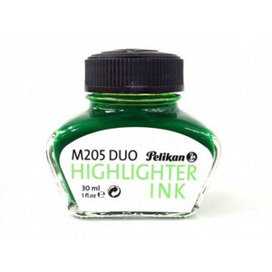 Pelikan M205 Duo Highlighter Ink, Green