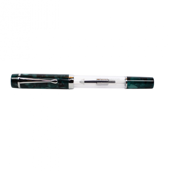 DD EYEDROPPER Fountain Pen, Jade