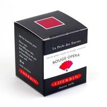 Load image into Gallery viewer, Herbin Ink Bottled 30ml Rouge Opéra