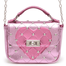 Load image into Gallery viewer, Mini Heart Crossbody