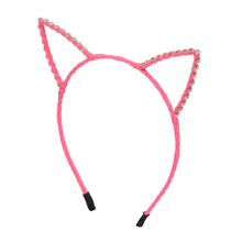Load image into Gallery viewer, Cat Headband