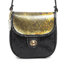Load image into Gallery viewer, Black Sparkle Crossbody