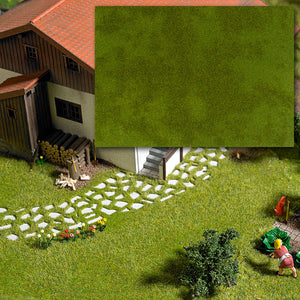 Busch 1319 - Ground Cover - 'Spring/Summer Green'