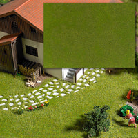 Busch 1320 - Ground Cover - SPRING GRASS - MAY GREEN/GRAY GREEN