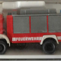 ROCO # 1369 - MERCEDES BENZ RFC 'ROSENBAUER' EMERGENCY VEHICLE