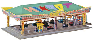 FALLER 140435 - 'TOP IN' DODGEM CAR RIDE - HO SCALE KIT