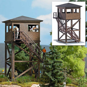 Busch 1585 - Lookout Tower -  HO scale