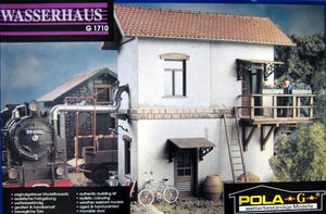POLA # 1710 - WATER HOUSE - G SCALE