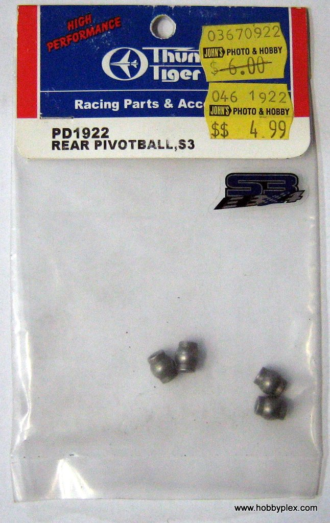 THUNDER TIGER # PD1922 - REAR PIVOT BALL