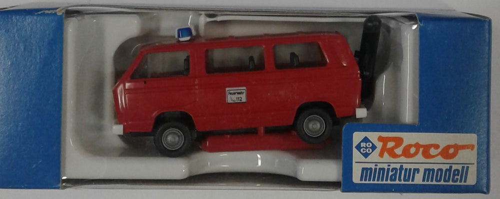 ROCO # 1370 - VW typ 2- Syncro - HO SCALE VEHICLE