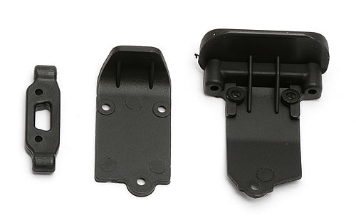 TEAM ASSOCIATED # 21316 - ARM MOUNT/BUMPERS - 18 T 2